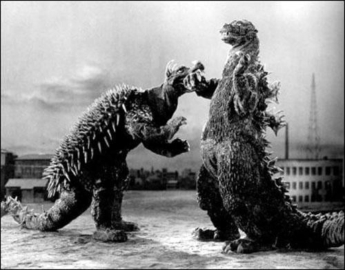 Classic Media Godzilla Raids Again DVD
