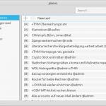 Java Anwendung für todo.txt Format